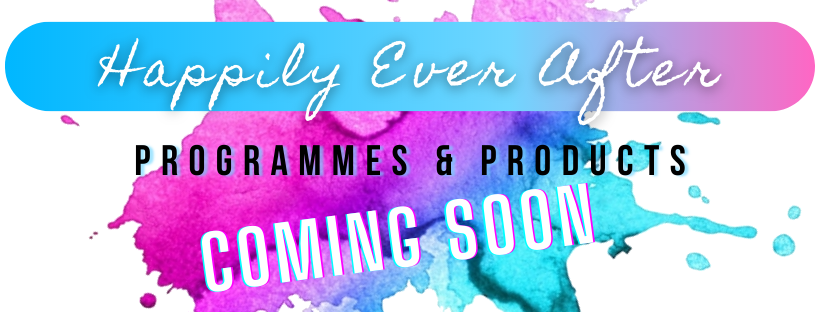 Roxanne Frizlar Happily Ever After Programmes and Products Coming Soon